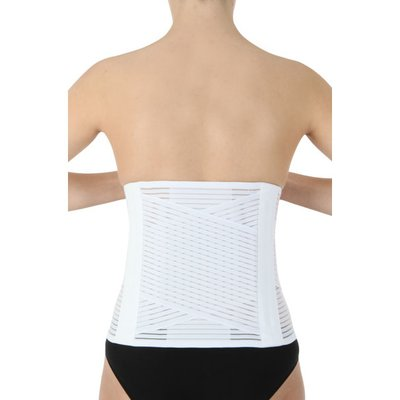 Back Support Para Vertebral light with Pad