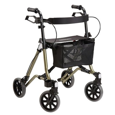 Dietz walker Taima M-GT, 6.3 kg - Includes mesh bag, stick holder, reflector and back strap, max 150kg