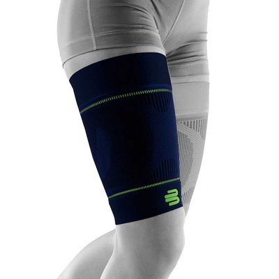 Sportstrümpfe Bauerfeind Sports Compression Sleeves Upper Leg