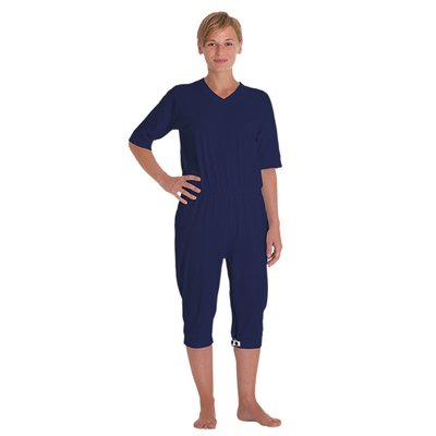 suprima carefunction jumpsuit short