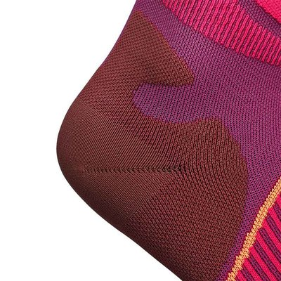 Sportstrümpfe Bauerfeind Sports Ski Performance Compression Socks women pink S 35-37
