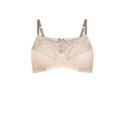 Amoena 44509 Celine Soft bra rose/grey 95D